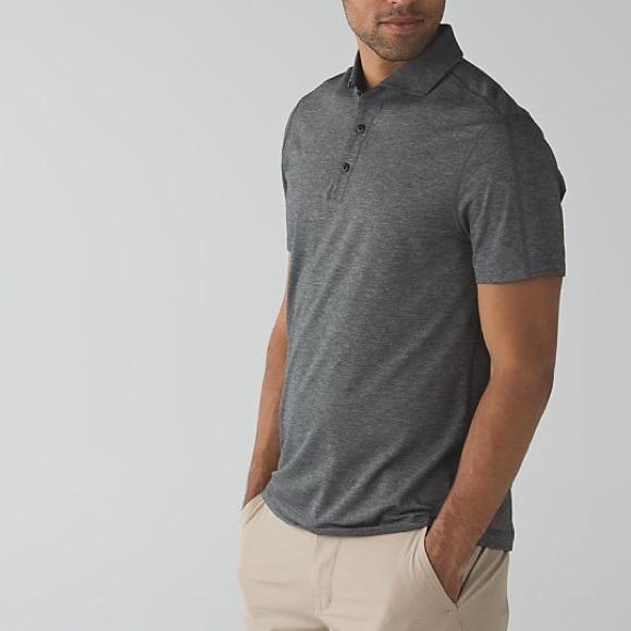 346f61437 lululemon athletica Other - Men s lululemon evolution polo shirt